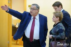 Заседание законодательного собрания Свердловской области по бюджету на 2018 год - первое чтение. Екатеринбург