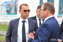 Визит врио губернатора Вадима Шумкова в Катайский район. Курган