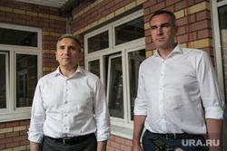 Объезд города ВРИО губернатора Александра Моора. Тюмень