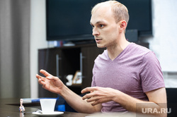Интервью с Андреем Казанцевым. Екатеринбург