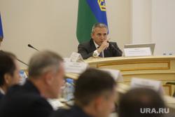 Совет по инвестиционному климату в правительстве Тюменской области. Тюмень