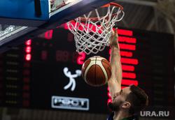 Домашняя игра БК «Университет-Югра» и БК «Восток-65» в рамка Чемпионата России по баскетболу. Сургут
