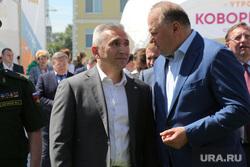 Визит Николая Цуканова и Александра Моора на форум  «?Утро»?. Тюмень