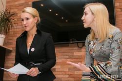 Анастасия Васильева, глава профсоюза «Альянс врачей». Курган