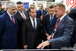 "Дмитрий Медведев на форуме ""Дорога-2019"". Екатеринбург"
