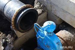 Ремонтные работы на Арбинских очистных сооружениях. Курган