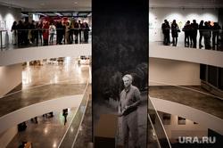 Последний светский визит в Екатеринбург посла Великобритании в России Лори Бристоу и открытие выставки Карла Стимпсона «Музыка»
