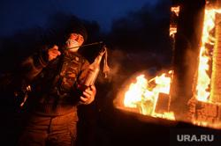Майдан. Киев. Украина.Ночь 19-20.02.14Конец перемирия
