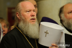 Молебен в Храме на Крови по случаю привоза в Екатеринбург Иконы Божьей Матери Державная