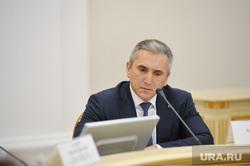 Совещание с полномочным представителем Президента Николаем Цукановым о реализации указаов президента. Тюмень