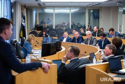 Заседание комитета Думы города. Сургут