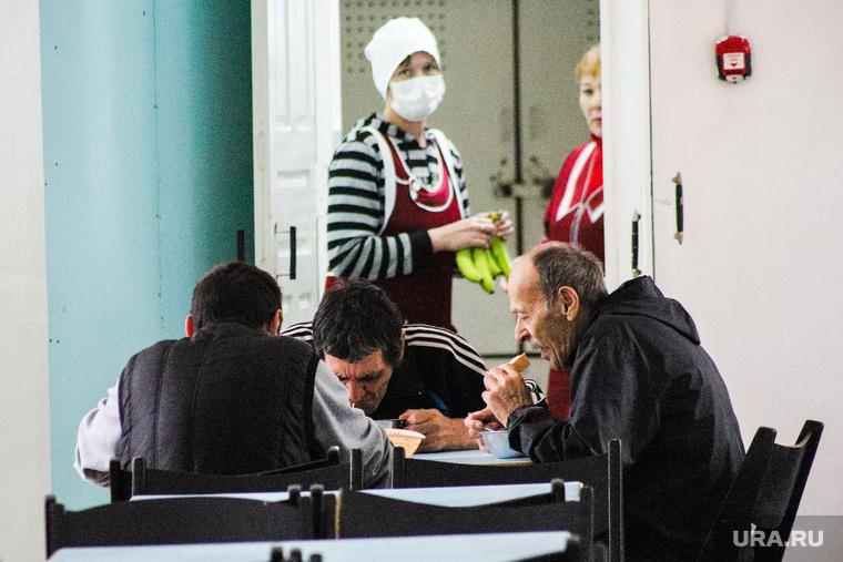 Туберкулезный диспансер в селе Чернавское. Курганская область