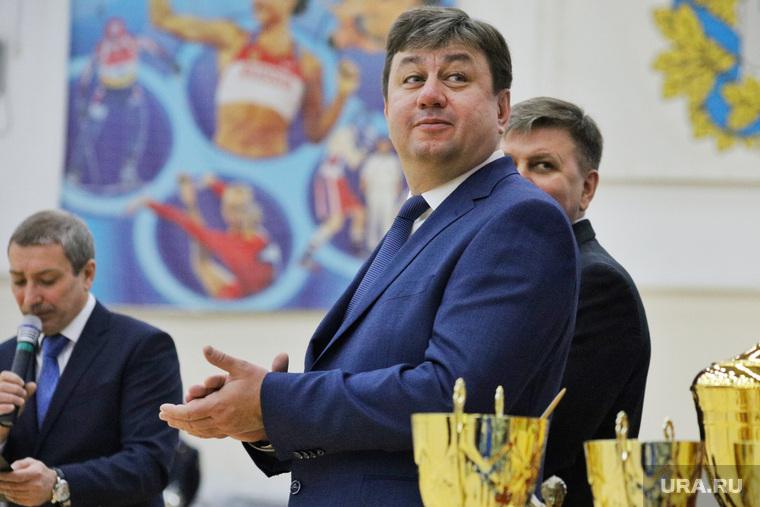 Руководитель СК Богдан Францишко. Курган