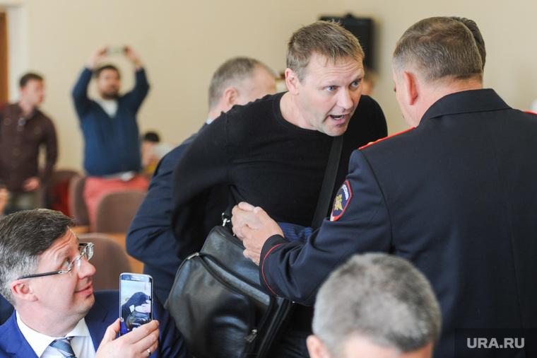 Аппаратное совещание с Владимиром Елистратовым. Челябинск