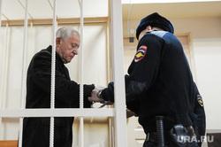 Избрание меры пресечения экс-мэру Евгению Тефтелеву. Челябинск