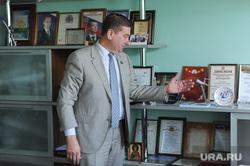 Интервью с Владимиром Чебыкиным. Челябинск