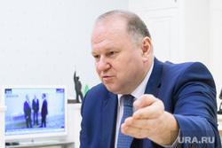 Интервью с Николаем Цукановым. Екатеринбург