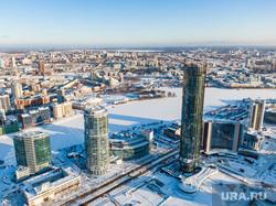Виды Екатеринбурга