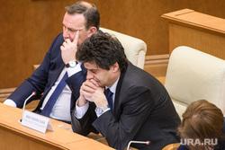 Заседание в заксобрании с полпредом по нацпроектам. Екатеринбург
