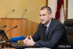 Итоговая пресс-конференция Трубецкого. Сургут