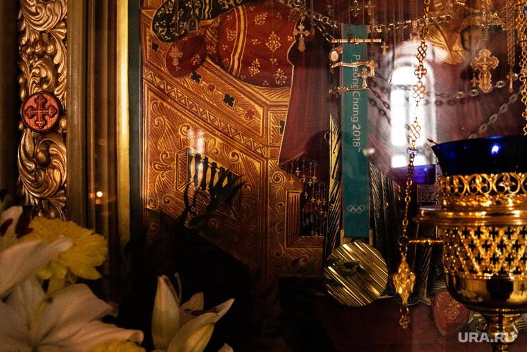 Среднеуральский женский монастырь в честь иконы Пресвятой Богородицы «Спорительница хлебов». Свердловская область, Среднеуральск