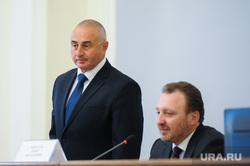Главного федерального инспектора Михаила Кагана представили силовикам. Челябинск