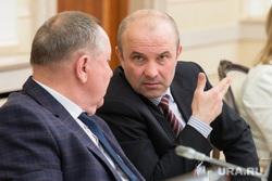 Встреча губернатора с победителями выборов в гордуму Режа. Екатеринбург