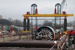 Строительство новых перегонных тоннелей метро компанией Руслана Байсарова