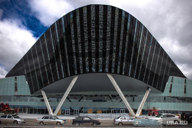 Конгресс-холл на территории МВЦ «Екатеринбург-ЭКСПО». Екатеринбург, екатеринбург экспо, конгресс холл