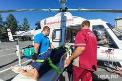 Презентация вертолета медицины катастроф. Челябинск