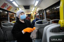 Санитарная обработка автобусов. Тюмень
