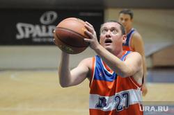 Традиционный матч звезд баскетбола. Челябинск