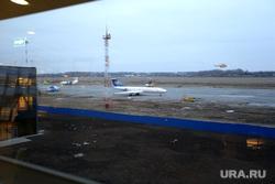 Новый терминал Пермского аэропорта Большое Савино. Пермь