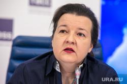 Пресс-конференция в ТАСС, посвященная изменению избирательного законодательства. Москва
