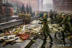 Выставка в Манеже «Память поколений». Москва