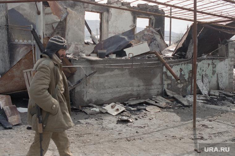 Армяно-азербайджанский конфликт. Ходжалы-Агдам.  ТАСС