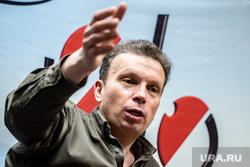 Интервью с Иннокентием Шереметом. Екатеринбург