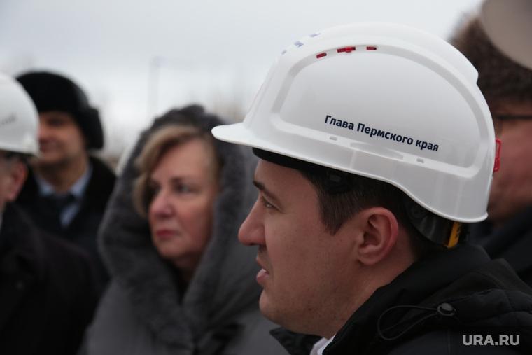 ВРИО губернатора Прикамья Махонин в Березниках. Пермь