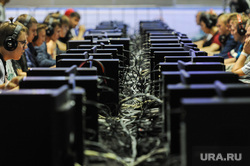 Соревнования посвященные восьмилетию компьютерной игры World of Tanks. Челябинск