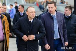 Встреча Бориса Дубровского и Игоря Алтушкина в Карабаше