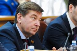 Заседание Законодательного собрания Челябинской области. Челябинск