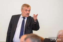 Совещание с полпредом президента Николаем Цукановым. Челябинск