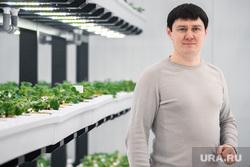 Вертикальная городская ферма AgroTechFarm. Екатеринбург
