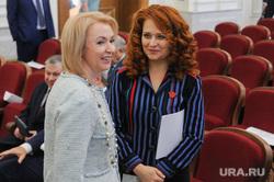 Отчет Алексея Текслера в Законодательном собрании Челябинской области перед депутатами. Челябинск