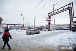 Территория СКРУ-3 ПАО Уралкалий. Соликамск