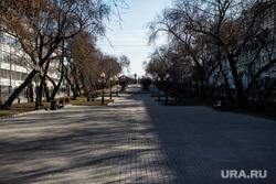 Екатеринбург во время пандемии коронавируса COVID-19. Екатеринбург