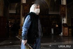 Праздник Вербного воскресенья в Екатеринбурге