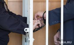 Выбор меры пресечения для начальника курганского отделения РЖД Домосканова Сергея. г. Курган