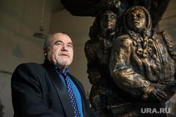 Макет памятника детям-труженикам тыла в годы ВОВ. Екатеринбург