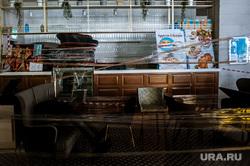 Аэропорт Кольцово во время пандемии коронавируса. Екатеринбург